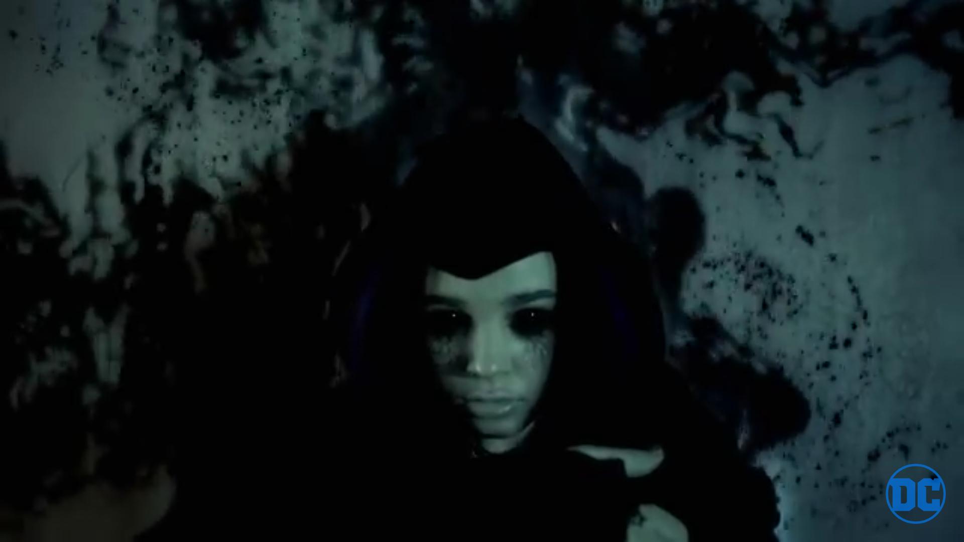 Teagan Croft Raven Titans Trailer