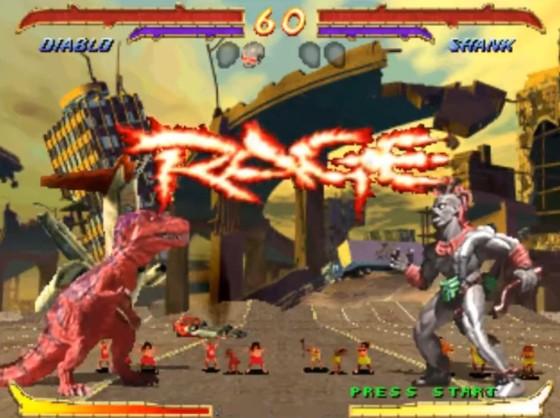 Diablo Shank Primal Rage 2 Ruined City