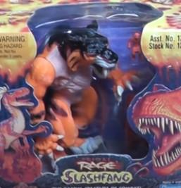 Slashfang Primal Rage 2 Toy Playmates